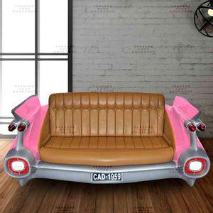 Sofa-Cadillac-Elvis-Presley-Rosa---Estofado-Caramelo