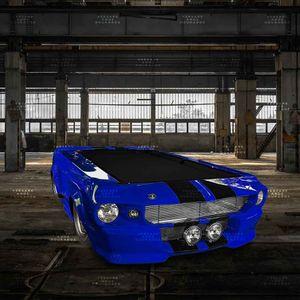 Mesa-de-bilhar-Mustang-The-Last-American-Hero-------------------------------------------------------