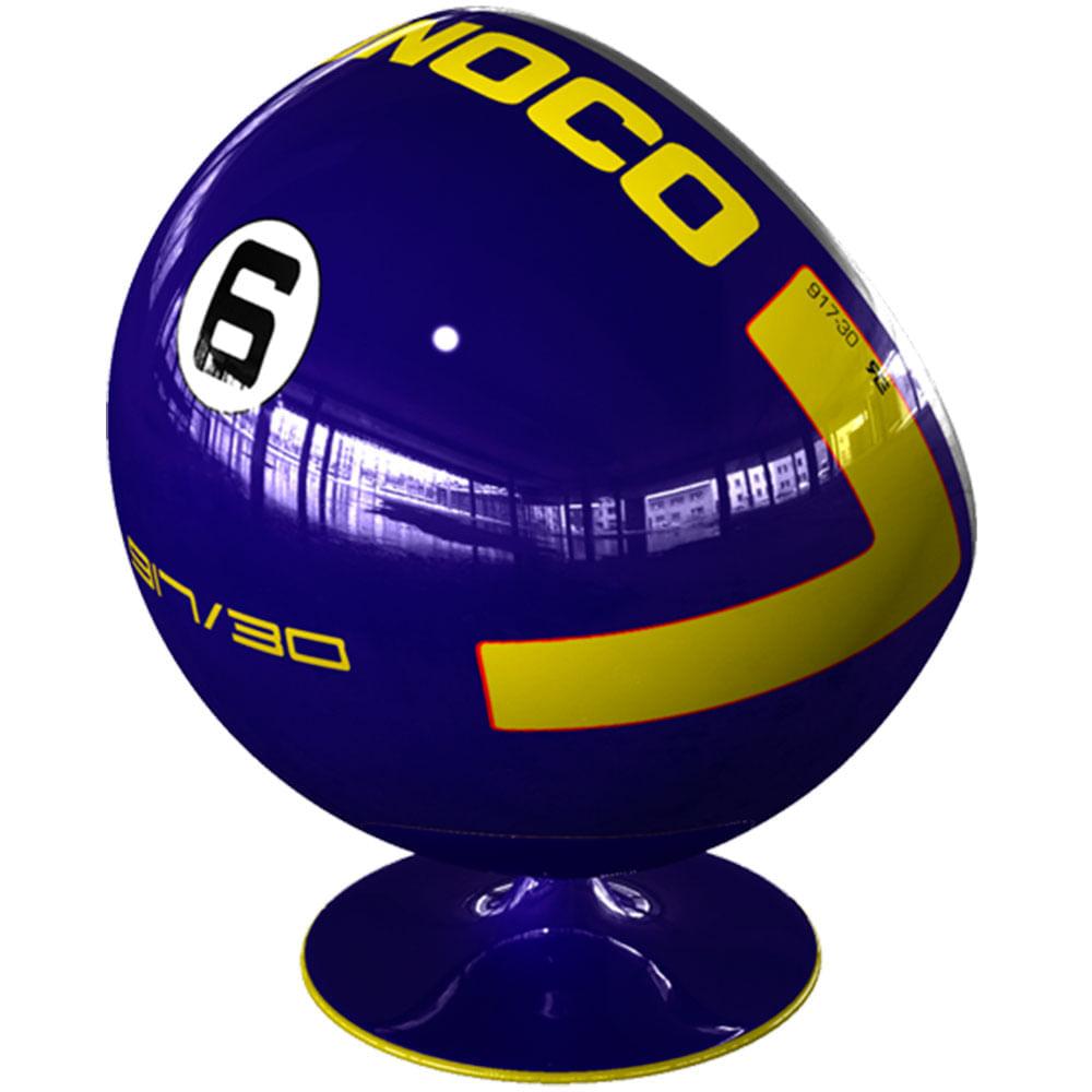 Poltrona-Ball-Giratoria-Porsche-Sunoco-917-Sun
