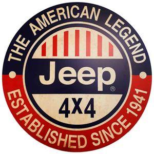 Placa-Decorativa-Mdf-Jeep-4x4