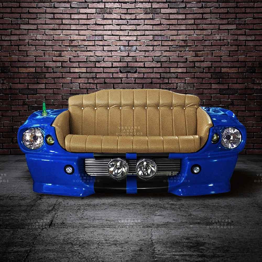 Sofa-Mustang-The-Last-American-Hero-Azul---Estofado-Caramelo