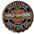 Banqueta-Giratoria-Tampa-De-Garrafa-Harley-Davidson-Motor-Oil