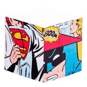 Bloco-De-Anotacoes-Dc-Commics-Super-Homem