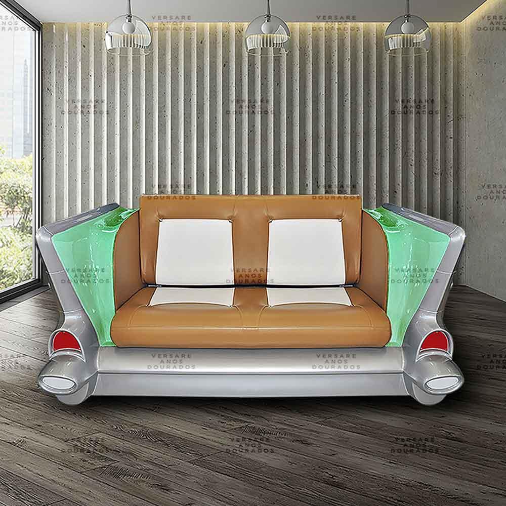 Sofa-Bel-Air-The-Beach-Boys-Verde---Estofado-Caramelo-E-Branco