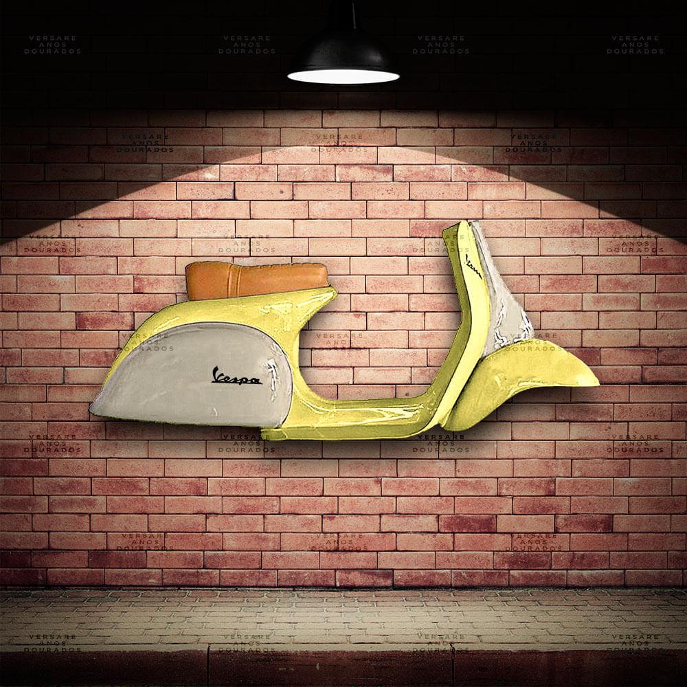 Lateral-Vespa-Buzzer-Amarelo---Caixa-Traseira-Creme