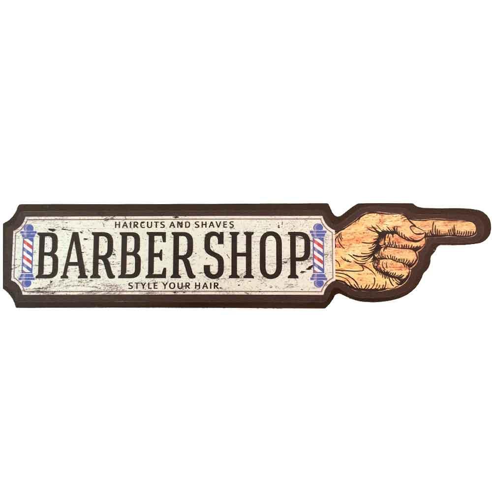 Placa-Mdf-Mao-Barber-Shop-Pequena