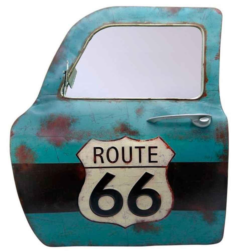 Porta-de-Carro-Decorativa-Route-66------------------------------------------------------------------