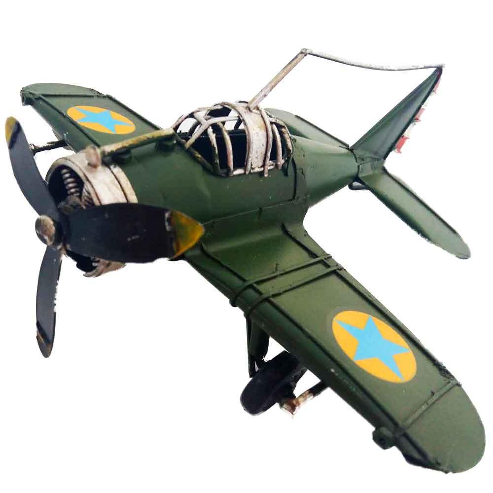 Miniatura-Aeronave-B-25-Americano-2a-GGM------------------------------------------------------------