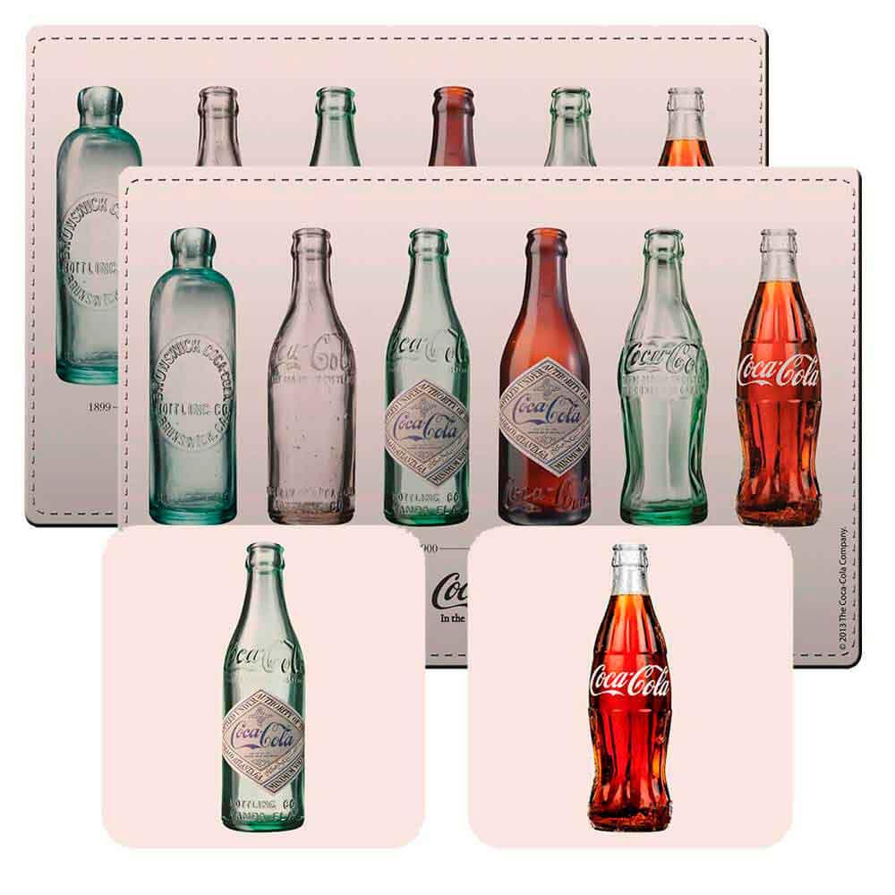 Conj-2-Jogos-Americanos-Bottle-Evolution-Coca-Cola-Retro