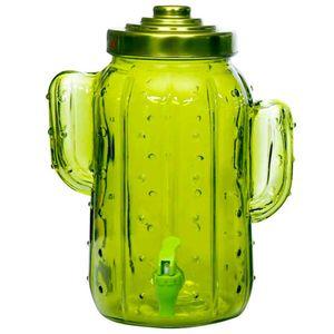 Dispenser-De-Vidro-Cactus-Verde-5l