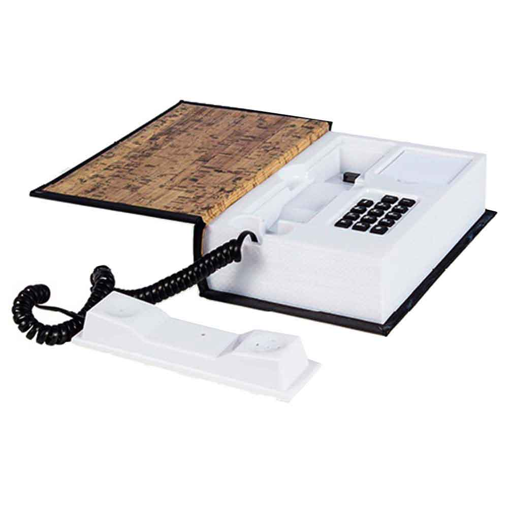 Telefone-de-Mesa-Livro-Atlas-Mapa-Mundi-------------------------------------------------------------