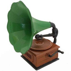 Apontador-Retro-Miniatura-Gramofone-Verde