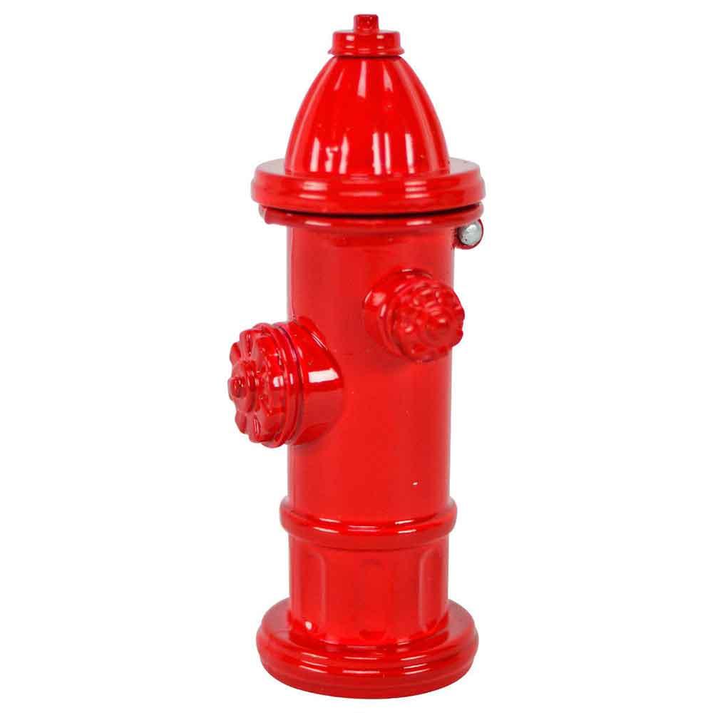Apontador-Retro-Miniatura-Hidrante-Vermelho