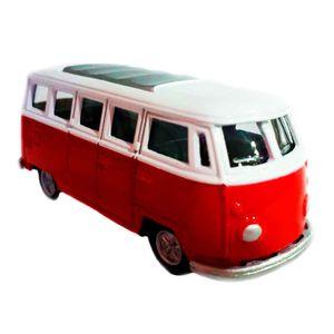 Apontador-Retro-Miniatura-Kombi-Vermelha